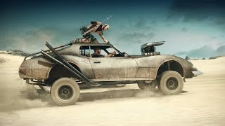 Mad Max: The Video Game - 10 Minutes of Demo Gameplay | E3 2015