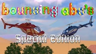 Bouncing ABCs - Helicopter Letter Sounds Drop - Special Edition