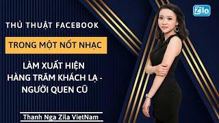 Thủ Thuật Facebook - XUẤT HIỆN KHÁCH LẠ VÀ BẠN CŨ TRONG MỘT NỐT NHẠC |Thanh Nga Zila VietNam