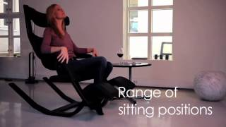 Chaise Longue Gravity Balans®