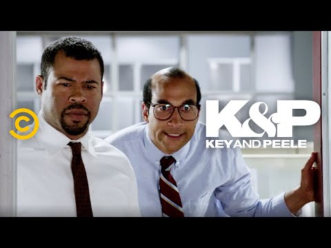 Is This Guys Boss Even Real? - Key & Peele