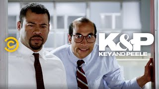 S This Guy's Boss Even Real   Key And Peele