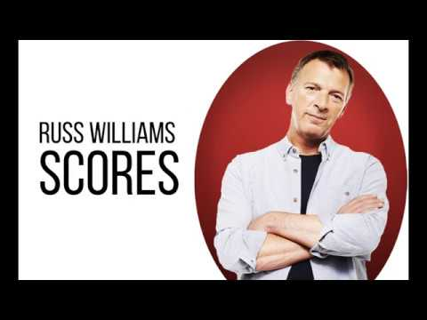 "Russ Williams "" Scores "" on LBC London News Radio"