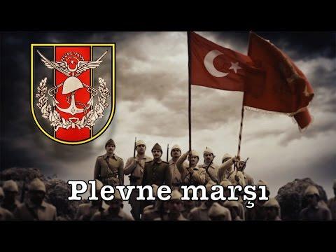 """Turkish Military Song: """"Plevne marşı / Osman paşa marşı"""" (TSK armoni mızıkası)(English subtitles)"""