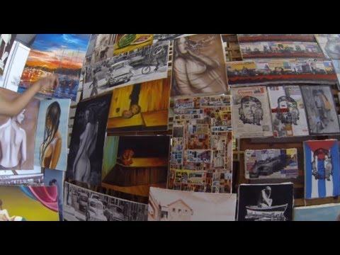 Flea Market - Havana - Cuba