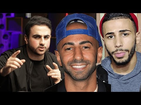 ABreezy EXPOSES ALL on FouseyTube and Adam Saleh | Karim Jovian Podcast Episode 1