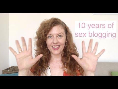 10 Years of Sex Blogging