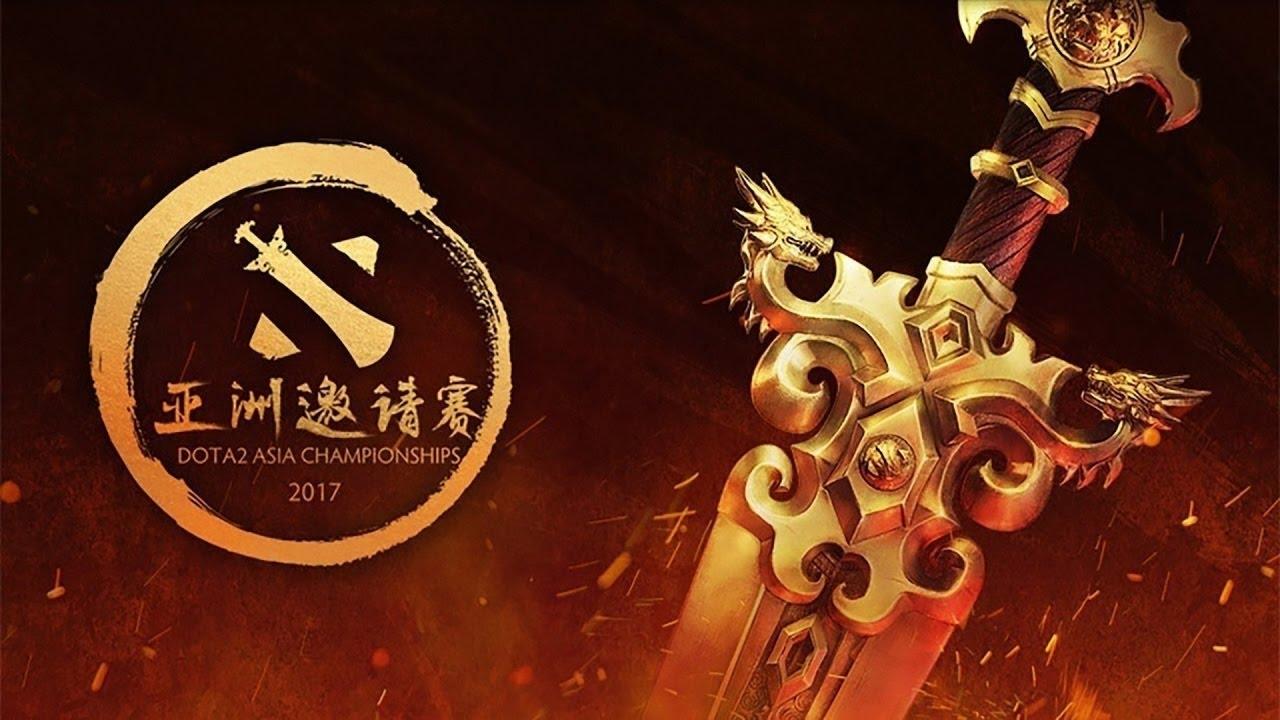 Wings vs EG Game 1 | Dota 2 Asia Championships 2017 | Wings Gaming vs Evil Geniuses