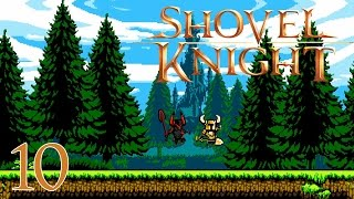 Shovel Knight Walkthrough Part 10 - Black Knight Round Two