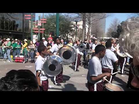 Mardi Gras 2012, Lafayette, Louisiana USA