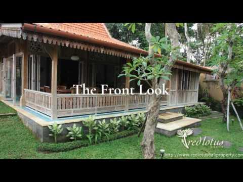 Villa for Sale in Ubud - Bali