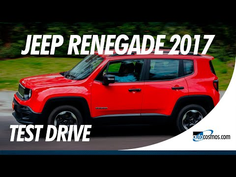 Jeep Renegade - Presentación y test | Autocosmos de Chile