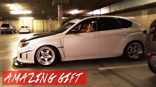 I CAN'T BELIEVE HE DID THIS!! SUBARU WRX OWNER