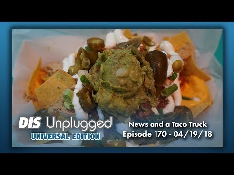 Fast & Furious, HHN Speculation and a Taco Truck | Universal Edition | 04/19/18