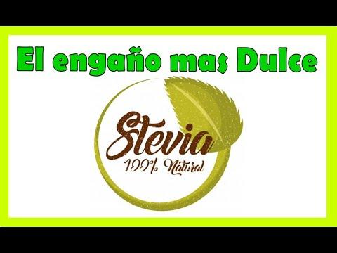 STEVIA, el ENGAÑO mas DULCE?????