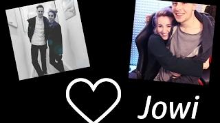 Jowi in love|Rewinside & Jodie Calussi