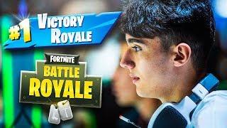 MI MEJOR PARTIDA EN COMPETITIVO de FORTNITE: Battle Royale!! - Agustin51