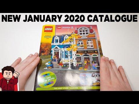 LEGO January 2020 Catalogue