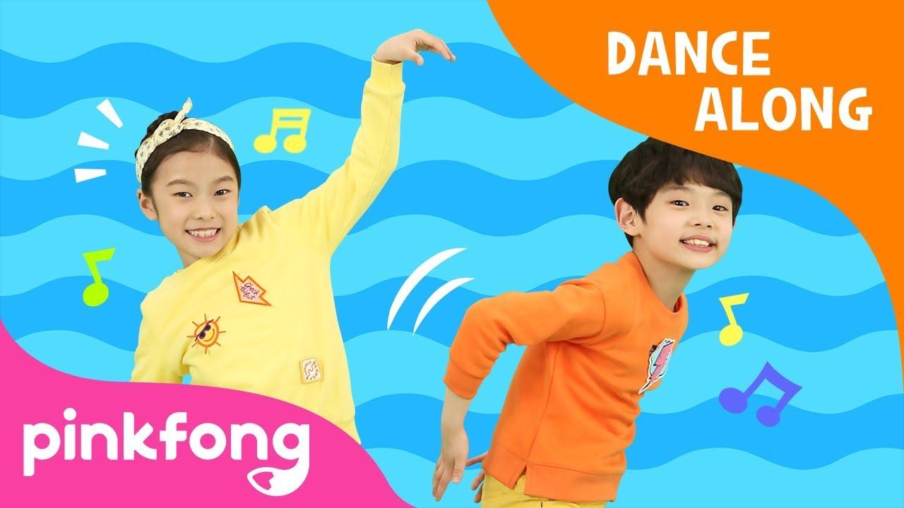 Body Bop Bop Dance | Body Parts Song | Dance Along | Pinkfong Songs for Children