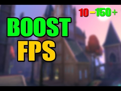 Paladins: FPS BOOST & FRAME DROPS FIX!!