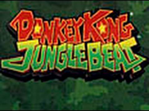 CGR Undertow - DONKEY KONG JUNGLE BEAT for Nintendo GameCube Video Game Review