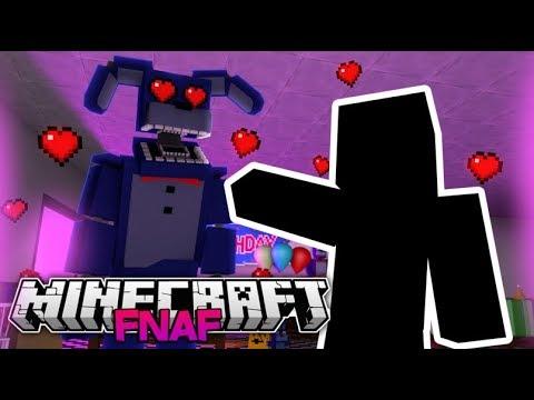 Minecraft FNAF: Bonnie's In Love (Minecraft FNAF Roleplay)