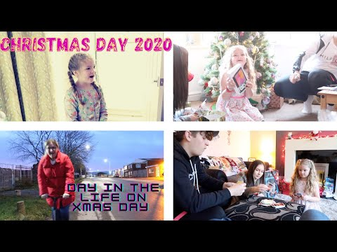 CHRISTMAS DAY 2020 | SINGLE PARENT | Christmas day special vlog