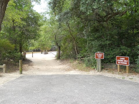 Blackwater River State Park Camping (Holt, Florida)