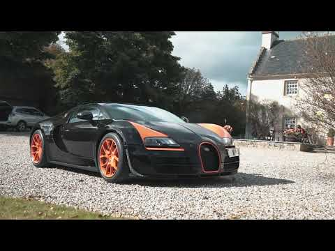 H.R. Owen Bugatti Scotland Tour