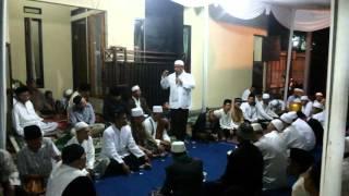 Ceramah Agama Khitan Anka
