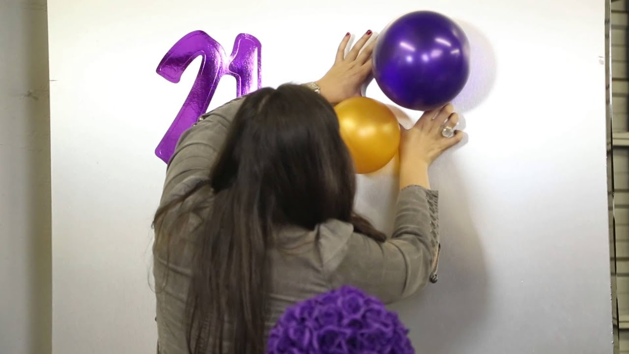 The Decorations For Hosting A 21st Birthday Party Decor For