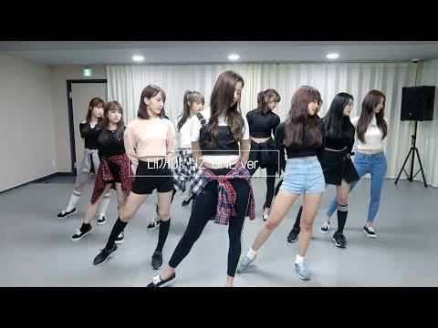 [IZ*ONE] IZ*ONE(鞎勳澊歃堨洂) - 雮搓杭鞎� (PICK ME) Dance Practice 12.ver