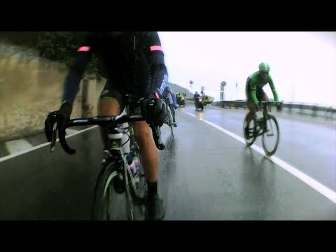 Soaked in Milan-San Remo Breakaway 2014 - David Millar Project