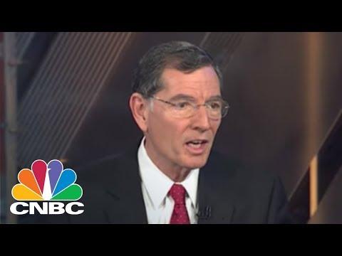 Sen. John Barrasso Calls Roy Moore Allegations