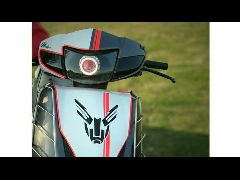 Honda Activa Modified ever seen 2018 | All amazing mods of activa in India