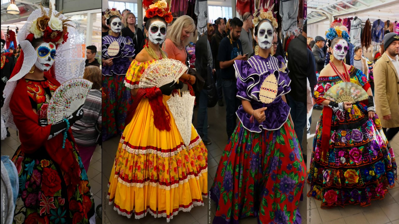 mexican festival day of the dead 2016 youtube