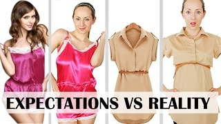 TestingTogether #3: Online Shopping Expectations vs Reality / DressLink