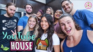 MY FIRST VEGAN YOUTUBE HOUSE!