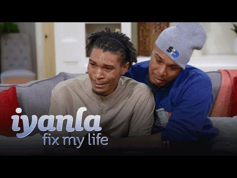 Nigel On His Drug-Addicted Late Mom: I Used To Watch Her Shoot Heroin Up   Iyanla: Fix My Life   OWN