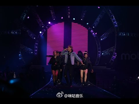 Kris Wu - Bad Girl, From Now On & July at 10th Migu Music Awards