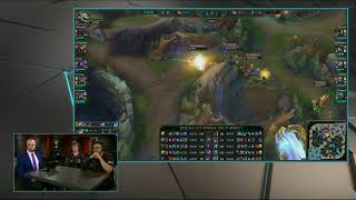 CLG's power of friendship   League of Legends Gameplay