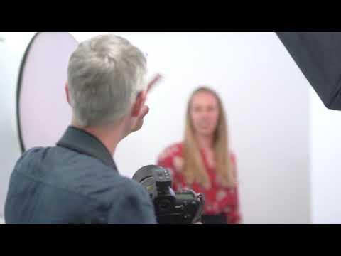 Corporate portrait and interiors photographer