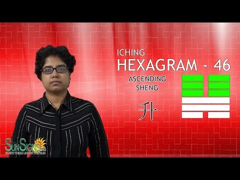 """I Ching Hexagram 46: 升 """"Ascending"""" – Sheng Meaning And Interpretation"""