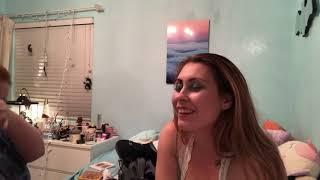 I do my best friends makeup 😁😁😁