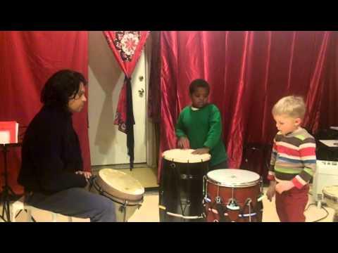 Rajamani School for World Music - Austin, Kids Hand Drumming Classes