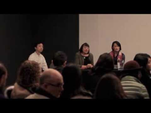 Question and Answer #1 - Curating the Contemporary in China Conference