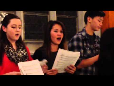 All good gifts… St. Paul's teen music ministry