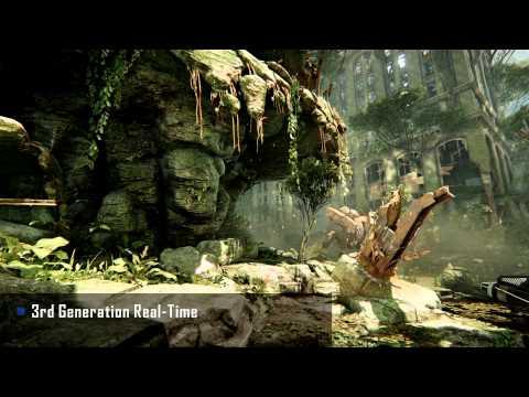 Crysis 3   CryEngine 3 Tech Demo
