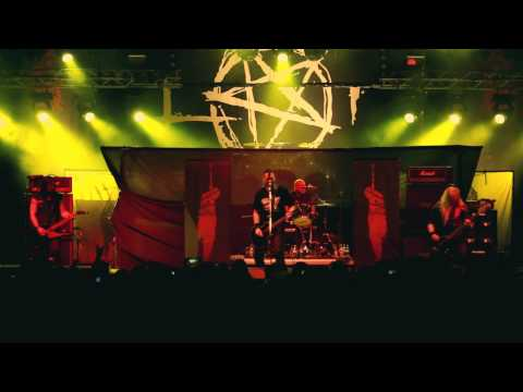 LAKE OF TEARS - The Greymen (LIVE) (2014) // AFM Records