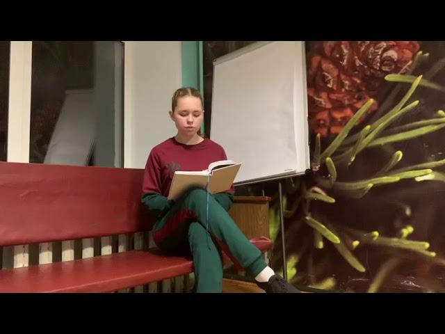 Шустова Анастасия читает произведение «Стой, солнце!» (Бунин Иван Алексеевич)